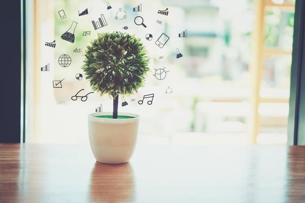 Financial tree