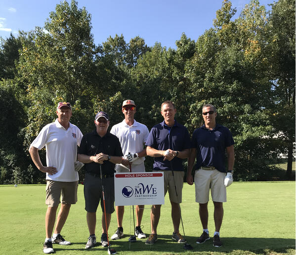 JSK and TCP golf for youth